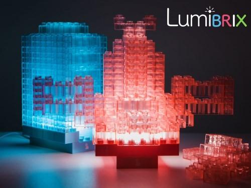 Lumibrix byg selv lampe