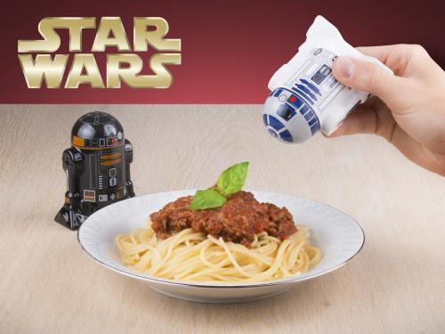 Star Wars salt og peber