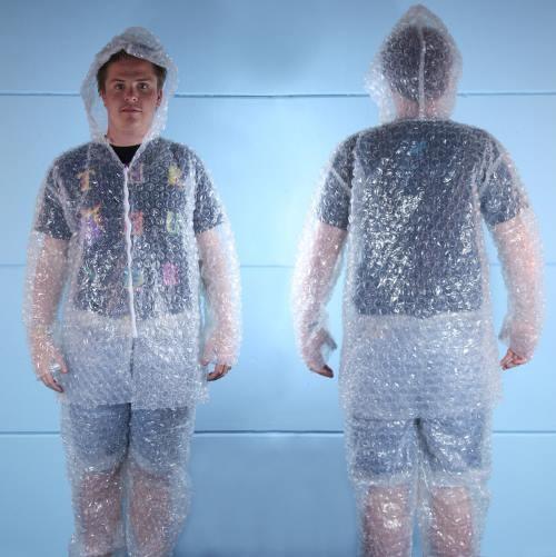 bobleplast udklædning