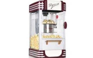 Sådan laver du popcorn
