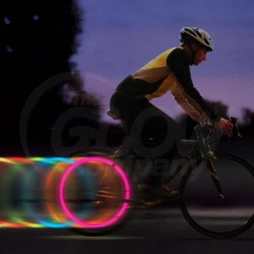 Cykelfælge LED lys