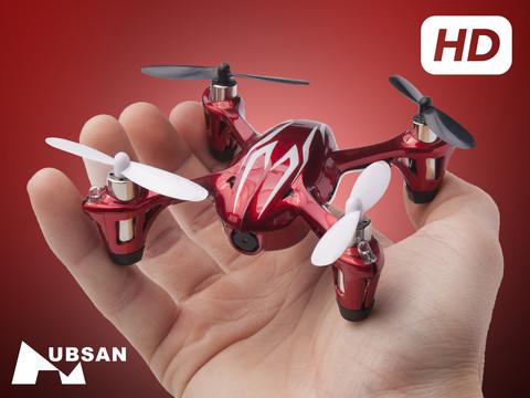 Flyvende Mini Drone