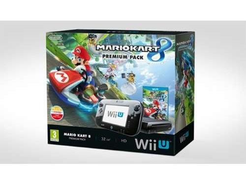 Nintendo Wii U spillekonsol