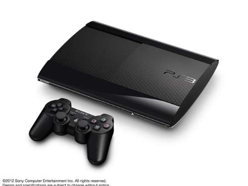 PlayStation 3 spillekonsol
