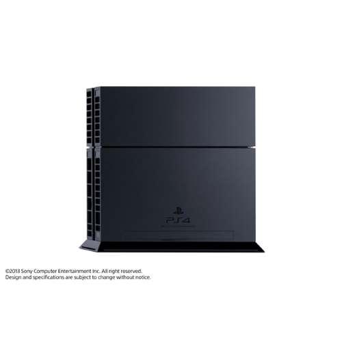 PlayStation 4 fra siden