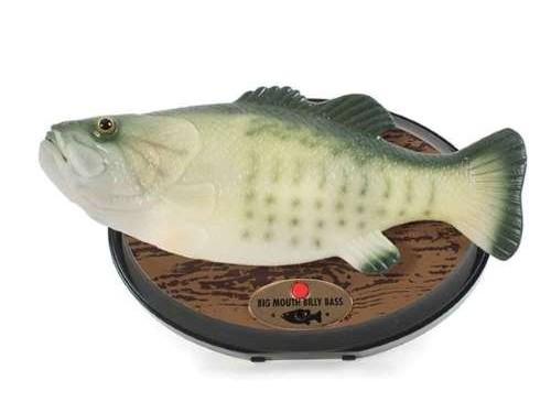 Syngende fisk