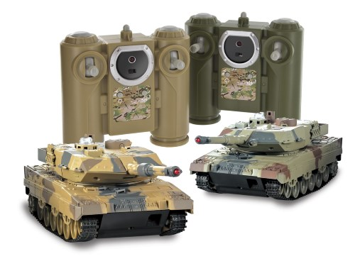 Techtoys Battle Tanks