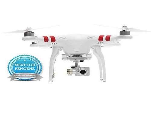 Tjen penge online med en drone