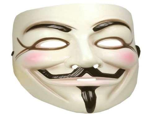 V For Vendetta Maske