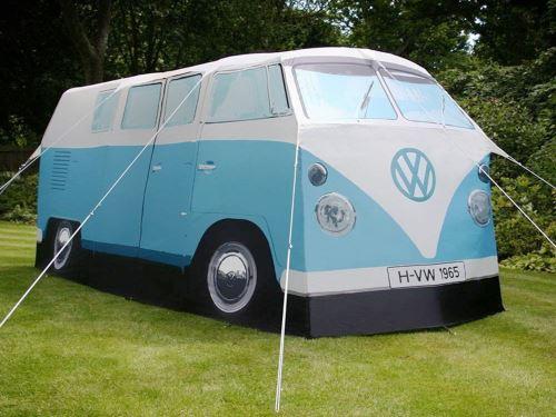 Volkswagen Festivaltelt