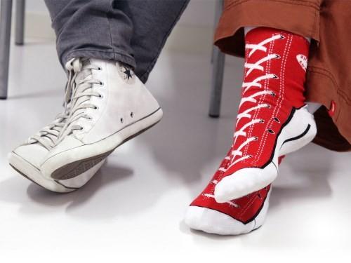 Sneaker Socks - Skostrømper - sko sokker