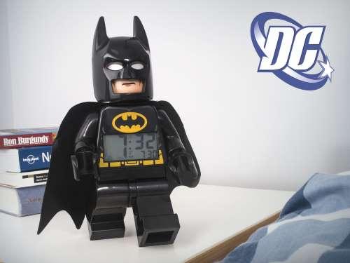 Lego vækkeur