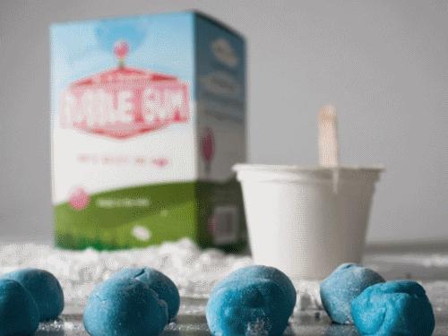 hjemmelavet tyggegummi