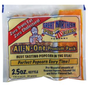 Hvordan laver man popcorn i mikroovn
